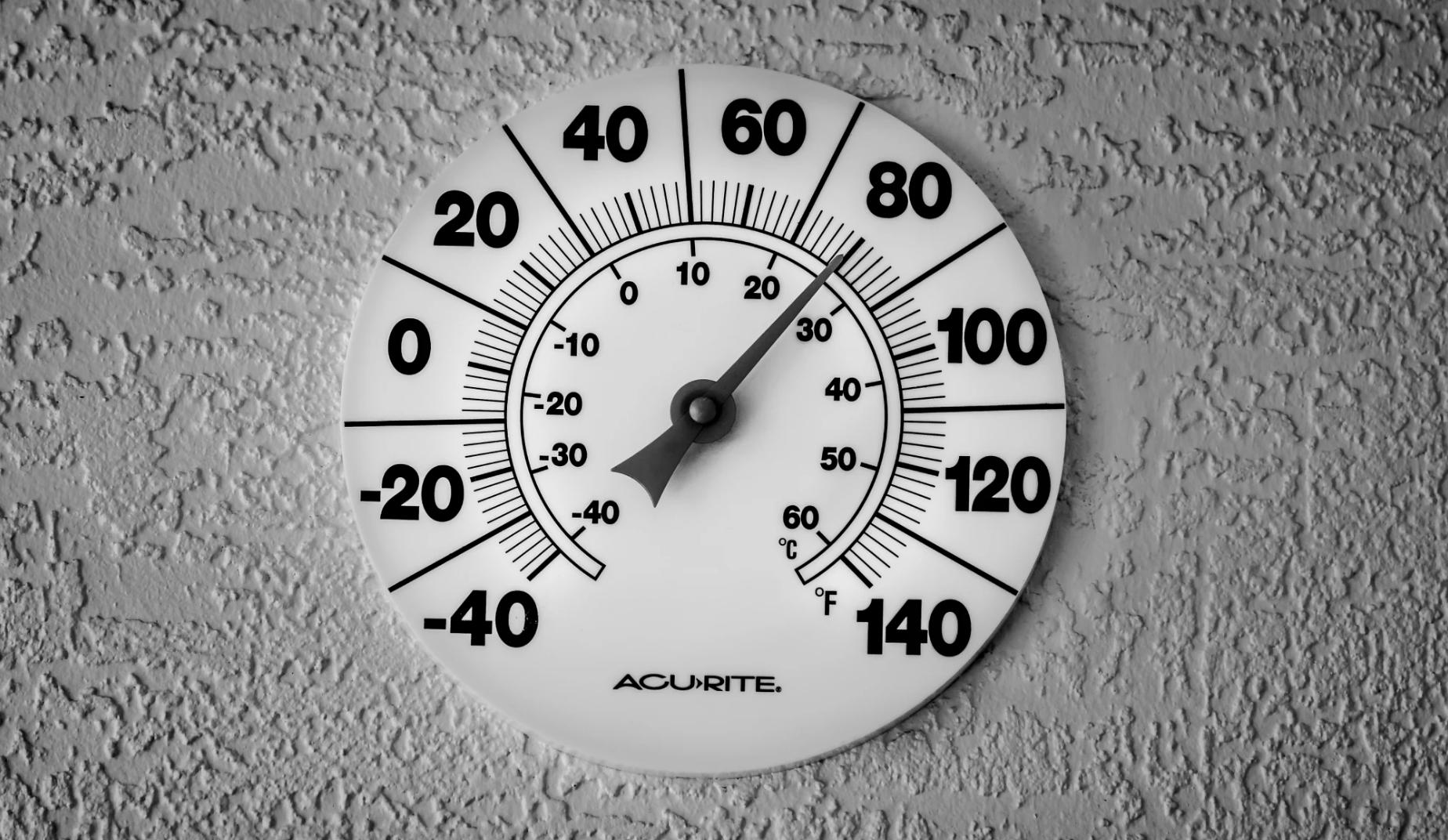 Ideal temperature for sauna