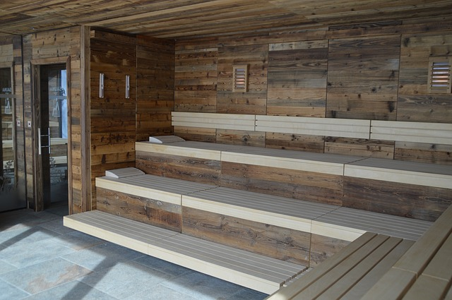 Best wood for saunas